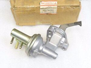 Mitsubishi-NOS-NEW-MD034065-fuel-pump-Dodge-Colt-Plymouth-Champ-1981-83-M2