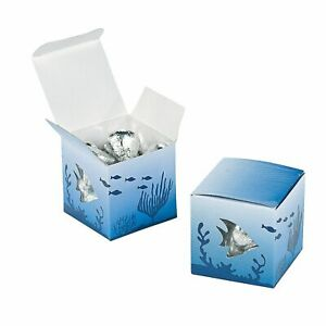 Pack-of-12-Mini-Under-The-Sea-Favor-Boxes-Small-Party-Gift-Boxes