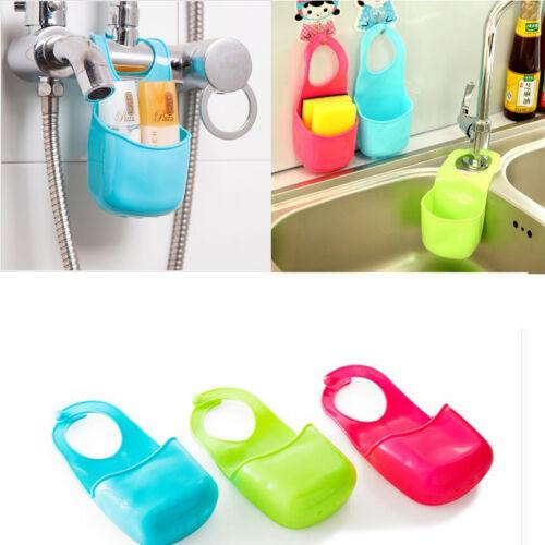 Sponge Storage Rack Basket Wash Cloth//Toilet Soap Shelf Organizer Kitchen Gadget
