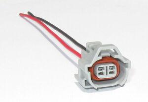 Nippon Denso Fuel Injector Connector plug Sard Tomei  HKS Helix 1jz 2jz toyota 1