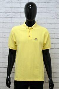 Polo-FRUIT-OF-THE-LOOM-Uomo-Taglia-M-Maglia-Maglietta-Camicia-Shirt-Man-Cotone