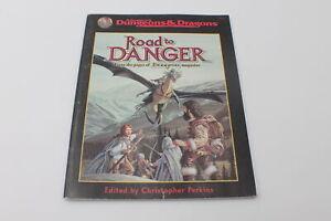 D&D Adventure Module - Road to Danger (U-B7S3 287551)