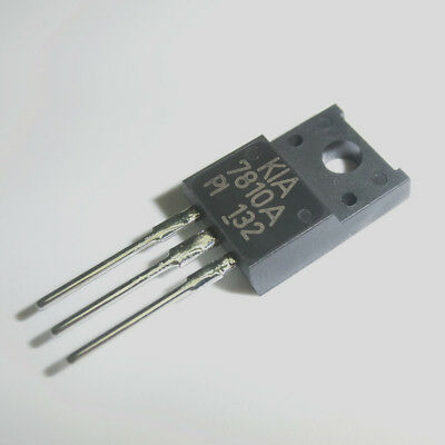 20Pcs KIA7805API 7805A BIPOLAR LINEAR INTEGRATED CIRCUIT TO-220F
