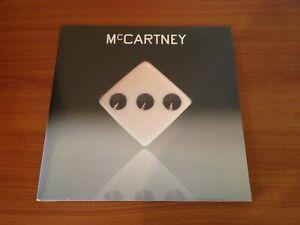 Paul MCCARTNEY III Spotify Coke Bottle Green Clear (LP vinyl pink Beatles 3333)
