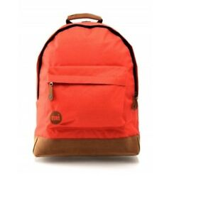 Details About Mi Pac Backpack School Rucksack Red
