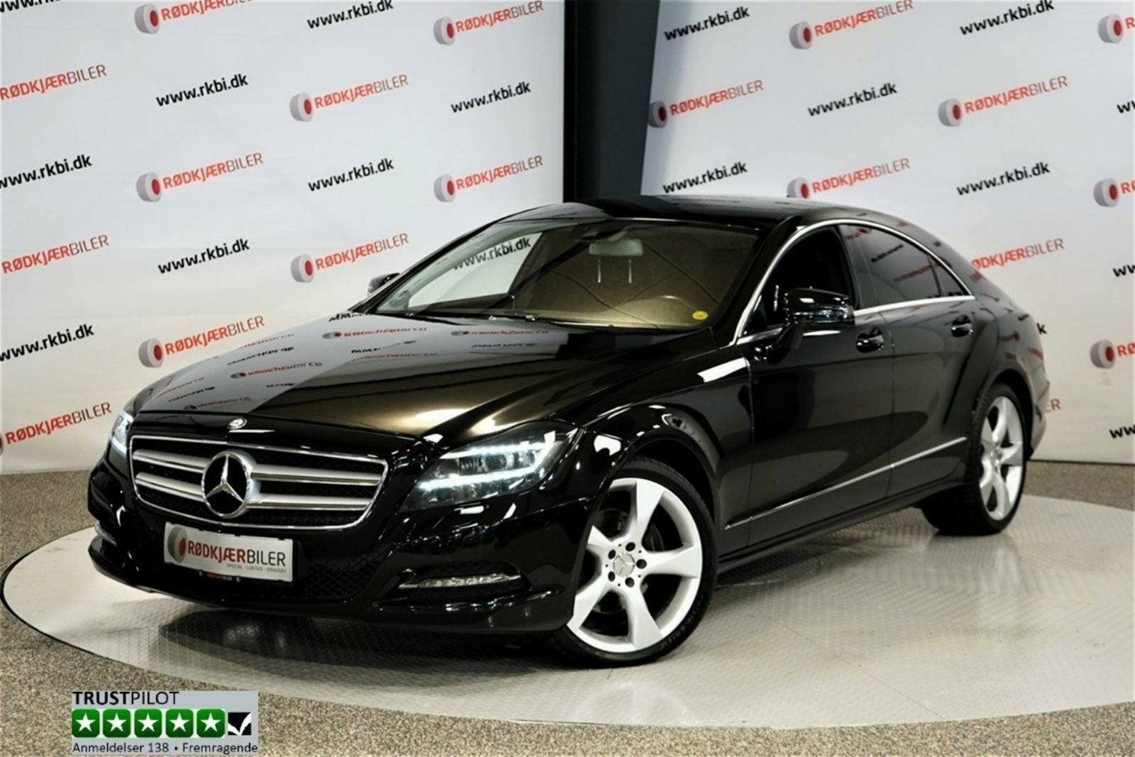 Mercedes CLS350 3,0 CDi aut. BE 4d - 4.389 kr.