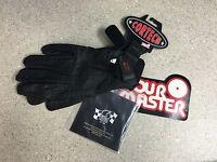 83-402 Box15 Tour Master Standard Rider Glove (black) Size Small Never Worn