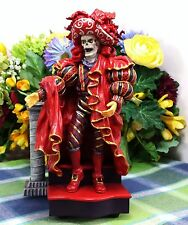 Phantom of the Opera Red Death Mask by San Francisco Music Box Co with the box