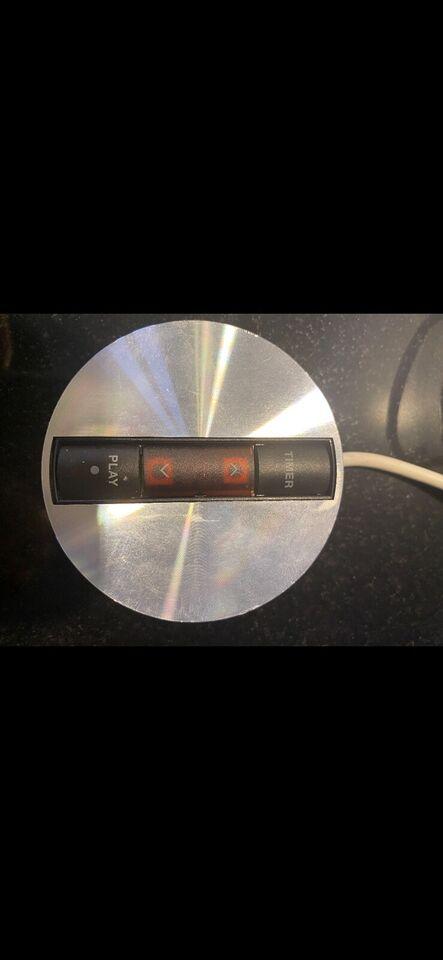B&O forstærker, 2 masterlinks og linkøje