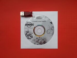 Details about RANDEC FOKSS4th NET Software+Aladdin HASP HL NET250+ USB Red  Security Key dongle