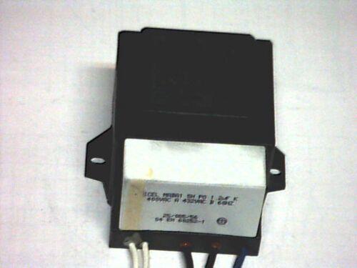 230V sek 12V 3,5VA mit Kabelausgang 1529710 Trafo prim Entstörfilter P.M.A