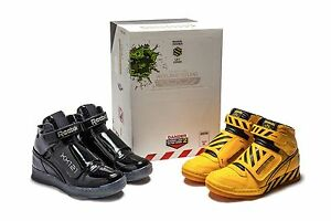 Image is loading REEBOK-ALIEN-ALIENS-STOMPER-MID-POWERLOADER-FINAL-SCENE- 5eeebb974