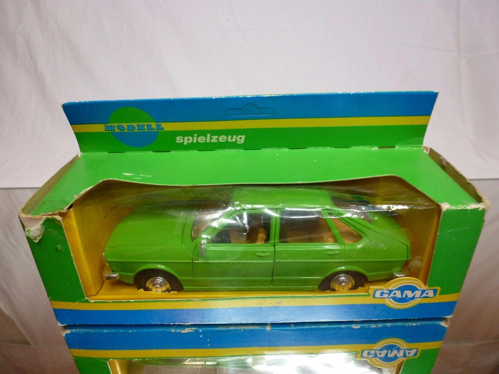 GAMA 444 VW VOLKSWAGEN PASSAT TS - vert 1 24 - GOOD CONDITION IN BOX
