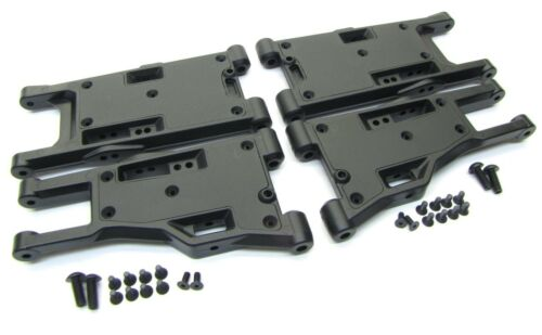 HB Racing E819 A-ARMS front rear lower suspension d819rs d819 204480 Buggy