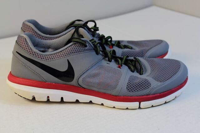 buy online d797b 475d0 Nike Flex 2014 Run Running Shoes Men Size 9