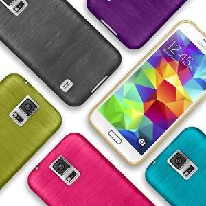 Silikon-Bumper-Case-Samsung-Galaxy-s5-Neo-duenne-ultra-slim-Stossfeste-Rueckschale