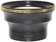 Fisheye 0.30x Wide Lens 52/58mm + macro for Nikon Nikkor 50mm f1.4D f/1.4,NEW,US