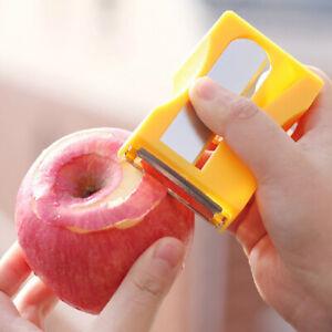 Bleistiftspitzer-Slicer-Cutter-Obst-und-Gemuese-Karottenschaeler-ZesterYE