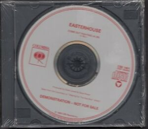 EASTERHOUSE Come Out Fighting RARE 1988 USA PROMO CD SINGLE - Leek, Nederland - Staat: Vrijwel nieuw: Een object dat zojuist uit de verpakking lijkt gehaald. Het object vertoont geen slijtage, is intact en in onberispelijke staat. Bekijk de aanbieding van de verkoper voor de volledige details en een beschrijving van - Leek, Nederland