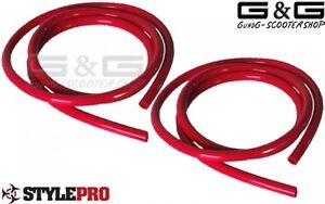 tuyaux-de-carburant-essence-d-039-huile-rouge-2x1m-Longueur-5mm-diametre-interieur
