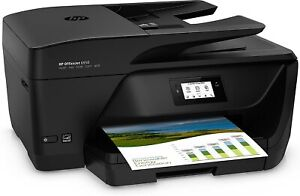 HP OfficeJet 6950 Stampante Multifunzione Inkjet Scanner Fotocopia Fax Wi-Fi