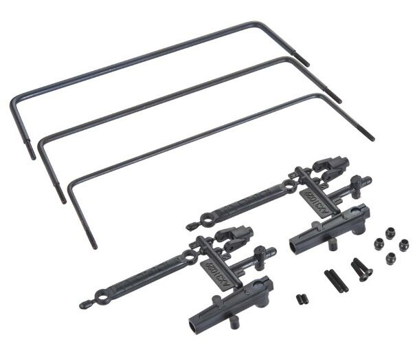 Axial AX31252 Rear Sway Bar Set (Soft (Soft (Soft Medium Firm) Yeti XL d8338e