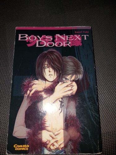 1 von 1 - Boys next Door von Kaori Yuki