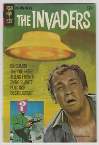 M0473: The Invaders #1, Vol 1, VF/VF+ Condition