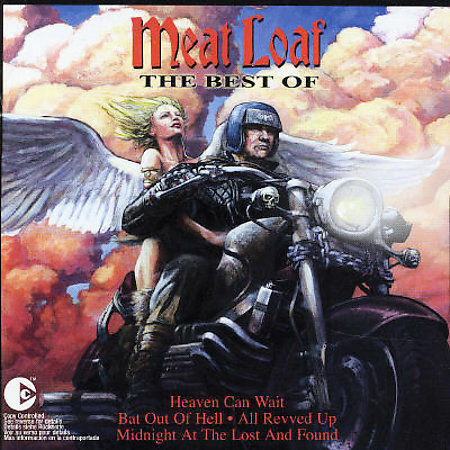 1 of 1 - MEAT LOAF Heaven Can Wait The Best Of CD BRAND NEW Studio & Live Tracks