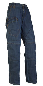 Motorcycle-Jeans-trousers-Short-Leg-Blue-Hornee-SA-M11-Dark-Knight