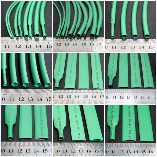 Φ0.8mm Schrumpfschlauch 2:1 Isolierhülse UL Heat Shrink Tube Mehrfache Farben