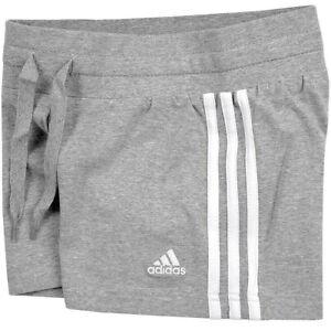adidas Damen W E Brand Short Kurze Hose Sport & Freizeit