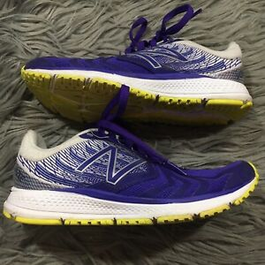 on sale 33b18 21b6d Details about New Balance Women's Vazee Prism Mild Stability Running Shoe  Size 5 Purple