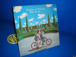 Vinilo-disco-edicion-UK-MacLean-amp-MacLean-Bitter-Reality-ano-1981