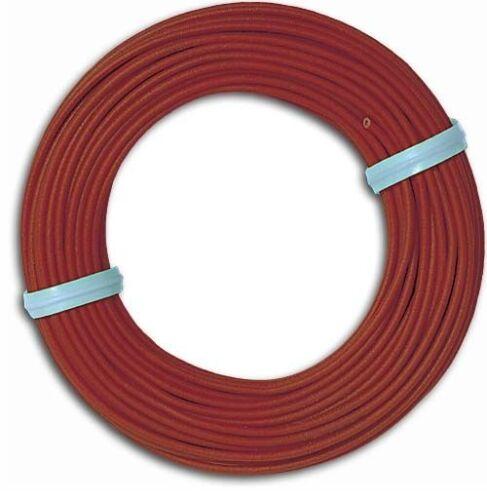Busch 1794 cable marrón longitud 10m precio básico 1m = 0,19 euro #neu en OVP #