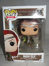 Funko Pop Games The Elder Scrolls V Skyrim High Elf Vinyl Figure-New