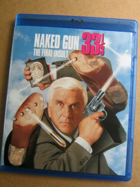The Naked Gun 33 1/3 - The Final Insult | Blu-ray | Free