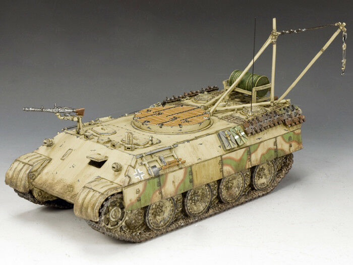 KING AND COUNTRY German Bergepanther WW2 WH067