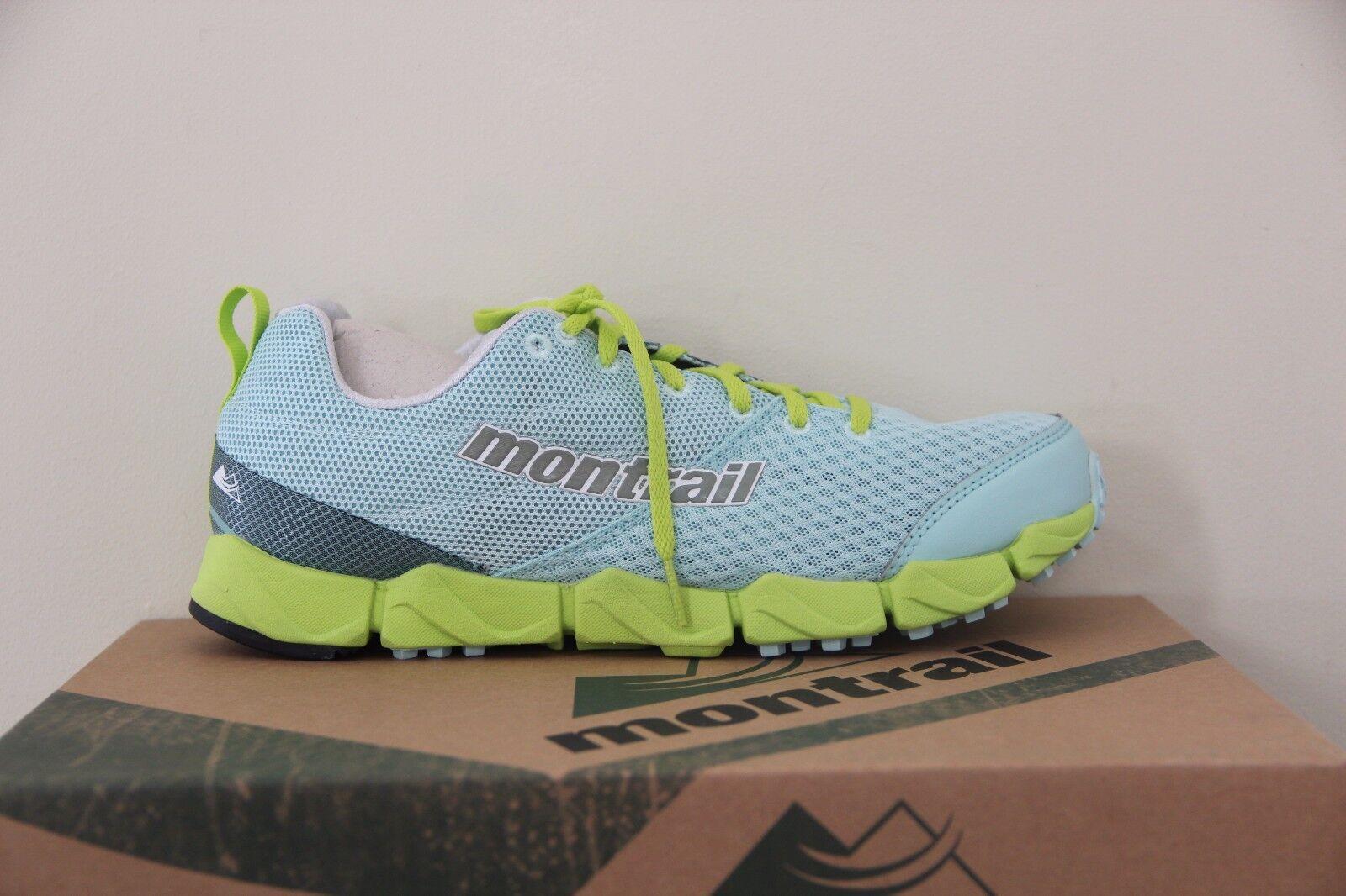 Montrail donna  Fluidflex Trail Trail Trail Running scarpe Dimensione 6 NIB 550d71