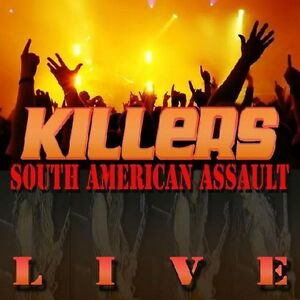 The Killers - South American Assault Live [New Vinyl LP]