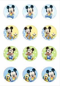 Mickey Mouse And Friends Cake Toppers