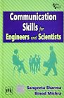 Communication Skills for Engineers and Scientists by Sangeeta Sharma (Paperback, 2009)
