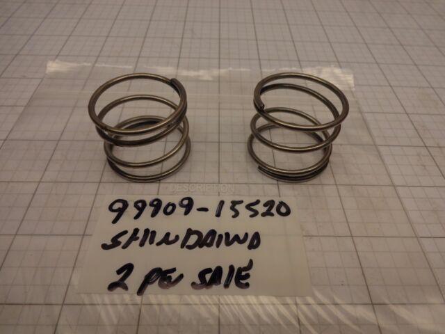 Shindaiwa Echo OEM NOS 99909-15520 Trimmer Head Bump Spring 2 Springs = $10.99