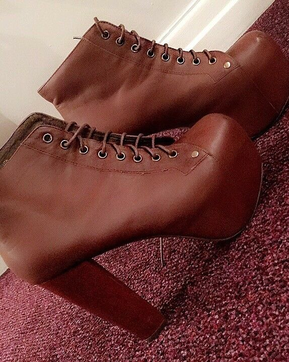 JEFFREY CAMPBELL LITA ORIGINAL - 5.5, UK 5.5, - US 8.5 54776b