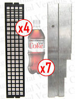 Dixie Narco 501e 20oz Bottle Delivery Kit With Installation Instructions