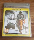 BATTLEFIELD BAD COMPANY 2 Platinum Jeu Sony PS3 Playstation 3 Neuf Blister VF