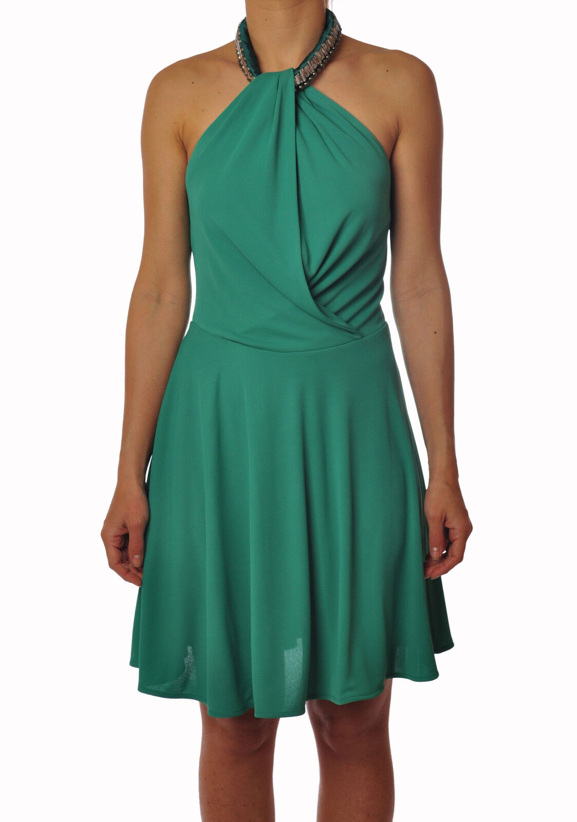 Patrizia Pepe - Dresses-Dress - Woman - Green - 3659106C194834