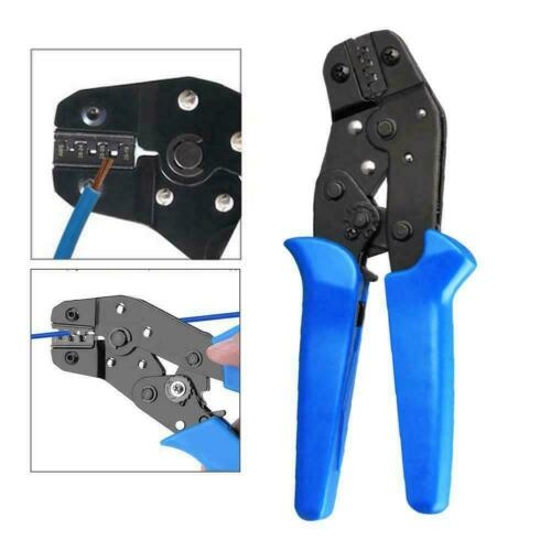 Pin Crimp Plier Tool 2.54mm 3.96mm 18-28AWG Crimper Molex Dupont Tool JST V T9I0