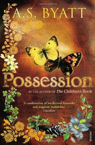 1 of 1 - Possession: A Romance (Winner of the Booker Prize 1990),A S Byatt