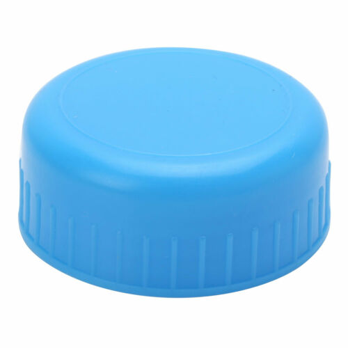 3 and 5 Gallon Water Jug Cap Replacement Anti Splash Non Spill Screw Bottle Caps